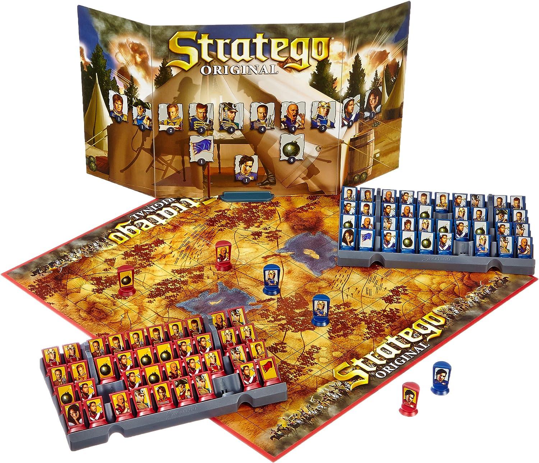 Jumbo 9495 Stratego - Juego de Mesa de Estrategia (Contenido en alemán): Jumbo - Stratego Original: Amazon.es: Juguetes y juegos