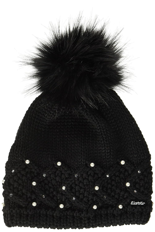 Eisbar HAT レディース B073DJKKH8  ブラック One Size
