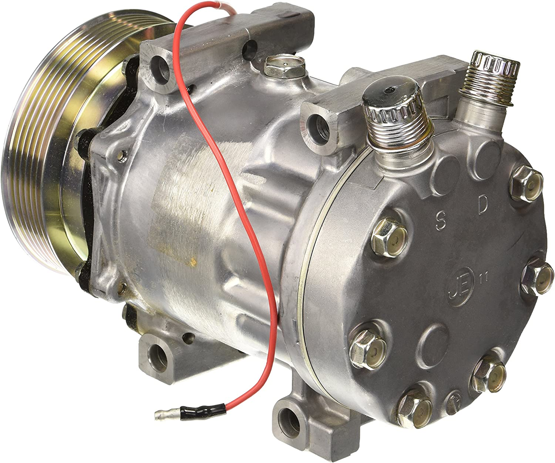 Four Seasons 58521 Compressor with Clutch