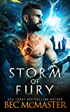 Storm of Fury: Dragon Shifter Romance (Legends of the Storm Book 4)