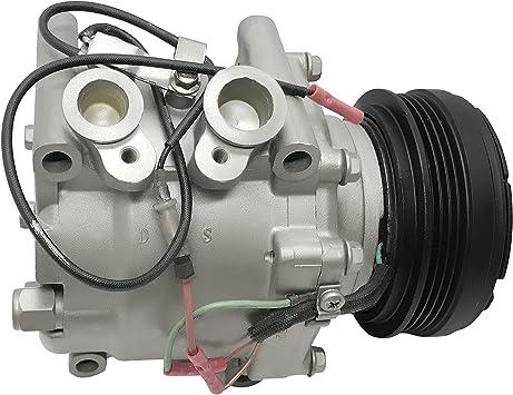 Civic RYC Remanufactured AC Compressor GG560 Honda Fits CR-V Civic Del Sol