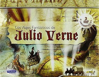 Pack Los Viajes Fantásticos De Julio Verne [DVD]: Amazon.es ...