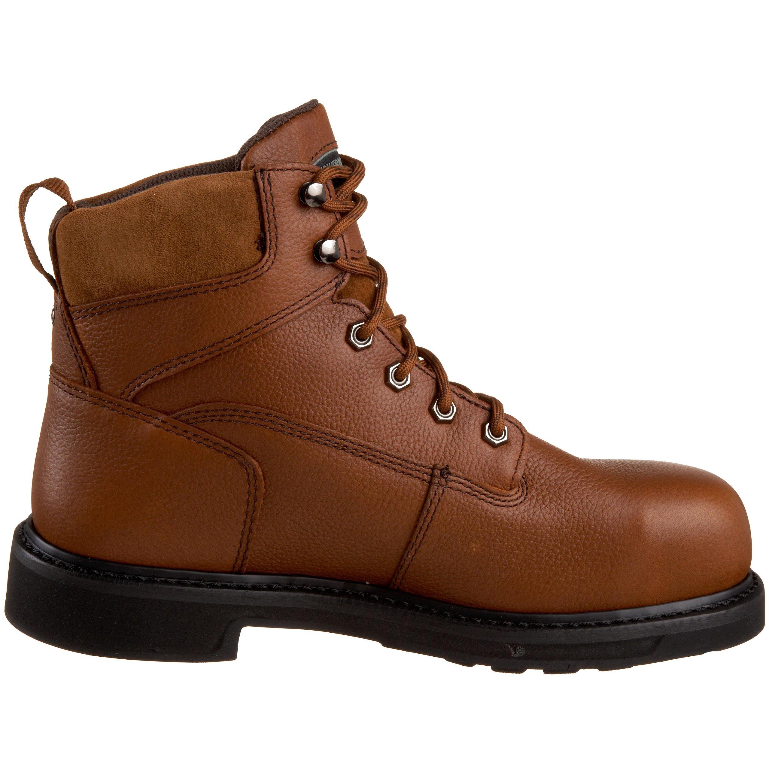 Wolverine Men's W02564 Durashock Boot, Brown, 7 M US by Wolverine (Image #6)