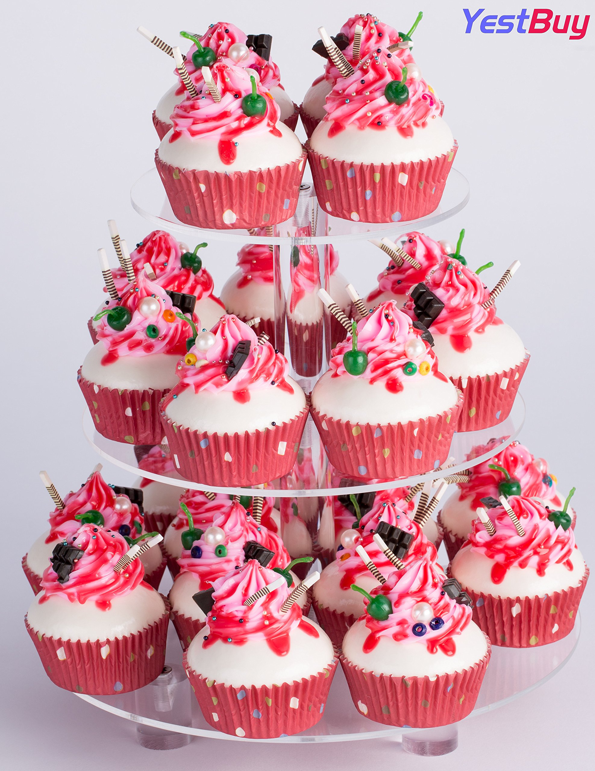 Best Rated in Cupcake Stands & Helpful Customer Reviews - Amazon.com