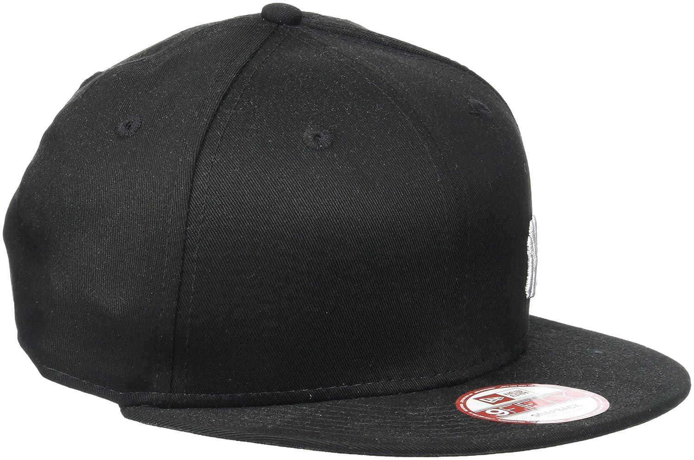 New Era Cap MLB Flawless New York Yankees Cappellino, Unisex - Adulto, Nero - nero, S/M 80212901