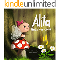 Alita finds her color: A book about loving who you are!