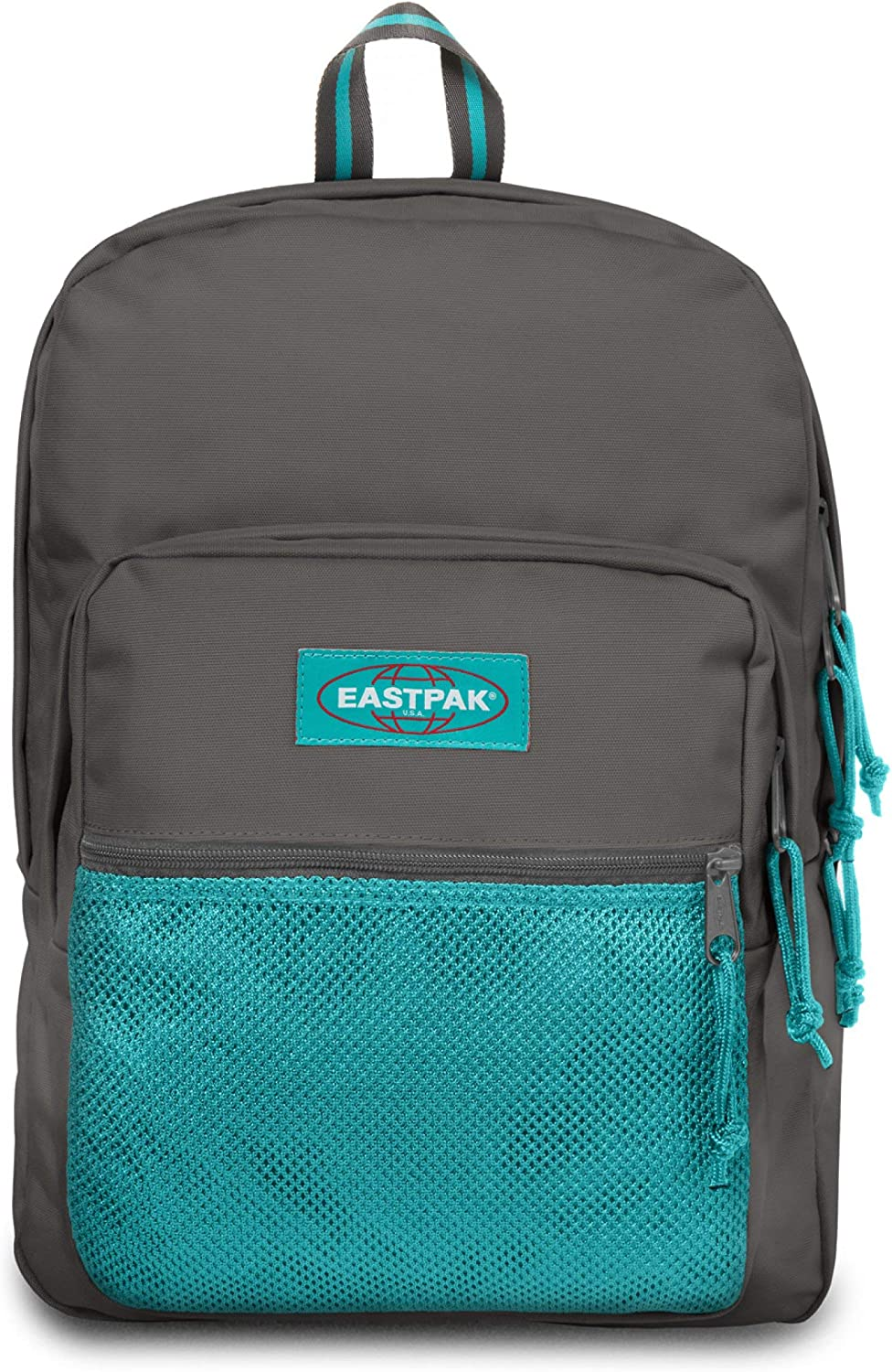 Eastpak Pinnacle Sac à Dos, 42 cm, 38 L, Gris (Blakout Whale)