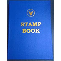 Vansh printing press Stamp Album 20 Page 40 Sides (16 x 22 cm) -6 Pocket