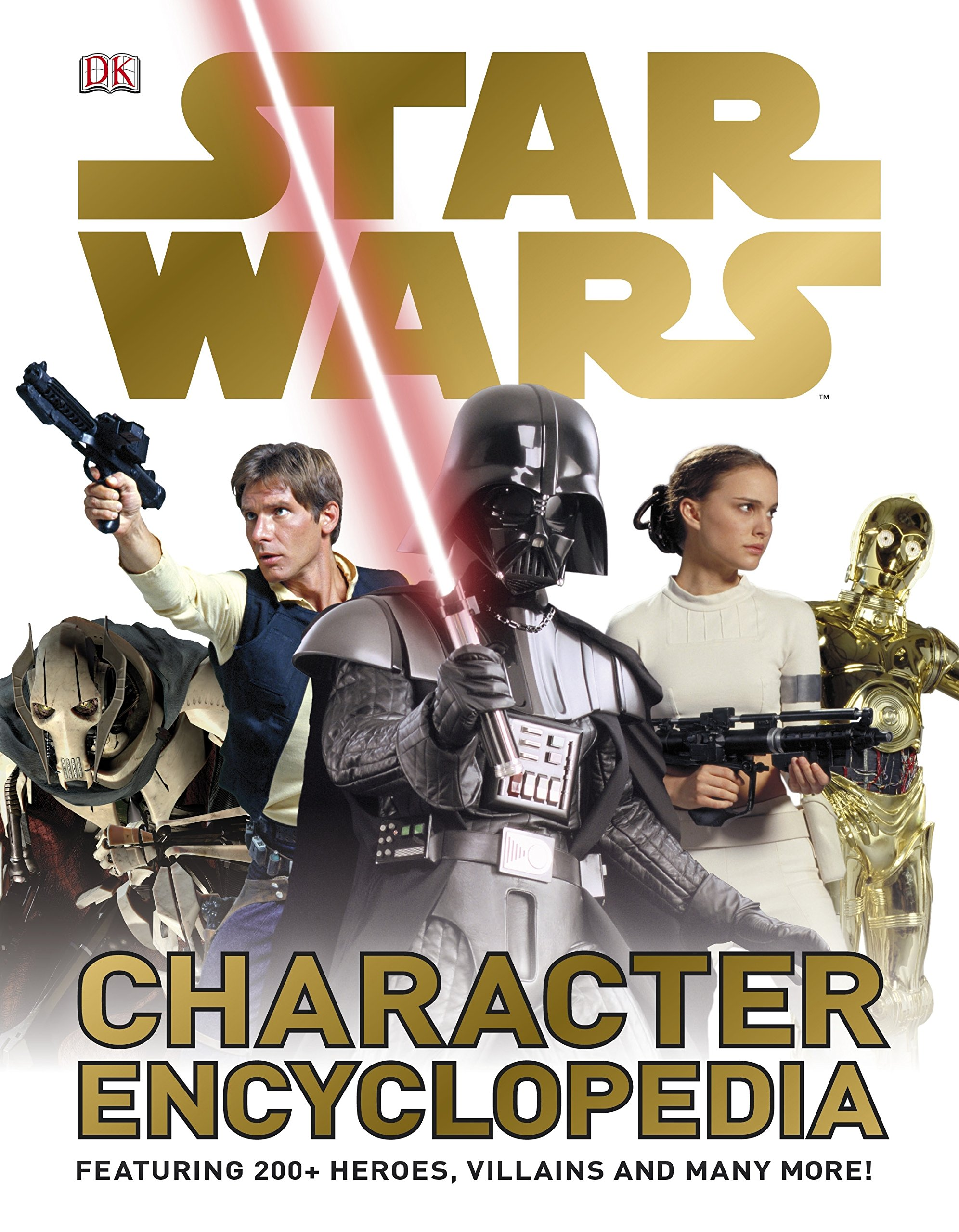 Star Wars Classic Visual Dictionary of Characters.