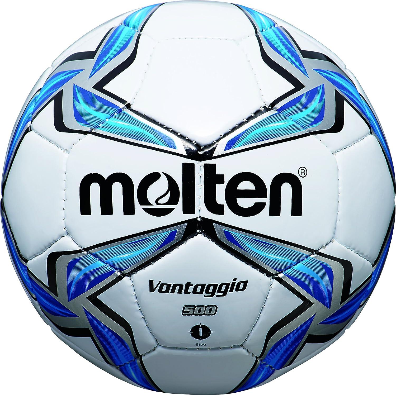 MOLTEN Minifußball - Balón de fútbol, Color Multicolor (weiß/Blau ...