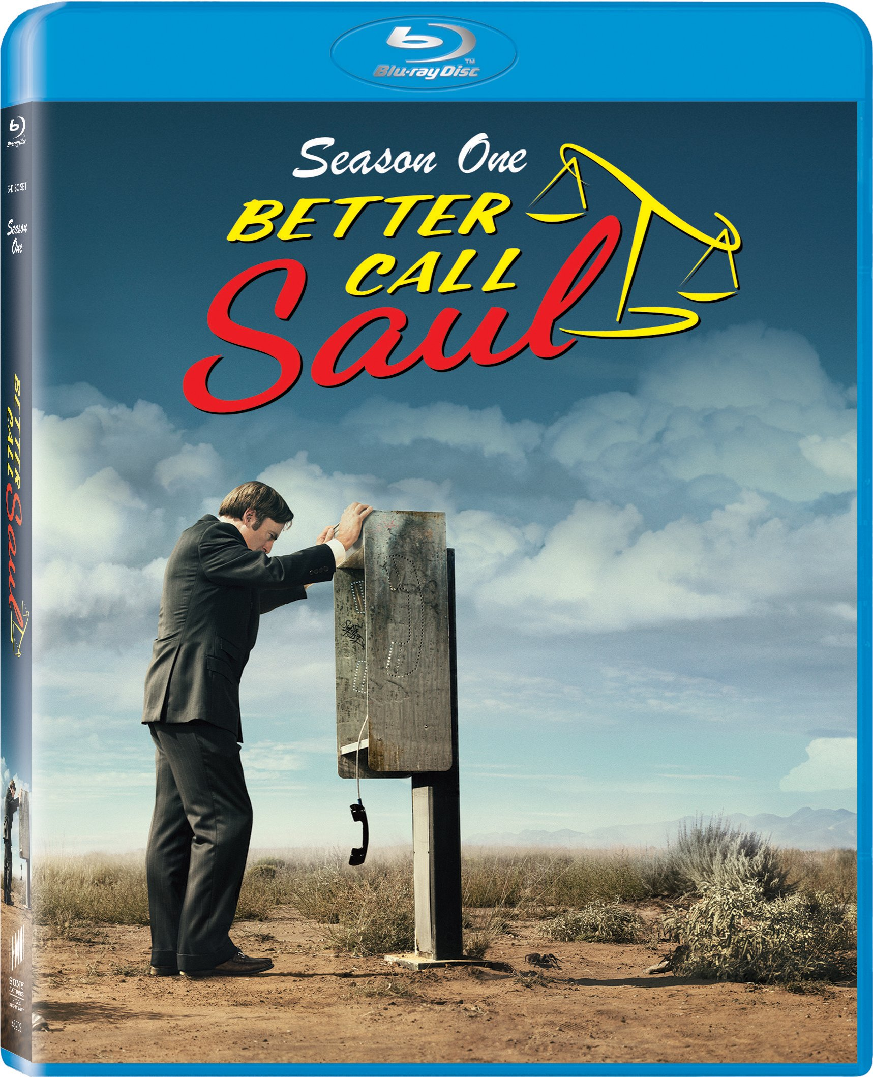 Blu-ray : Better Call Saul: Season One (Ultraviolet Digital Copy, Dolby, AC-3, , Widescreen)