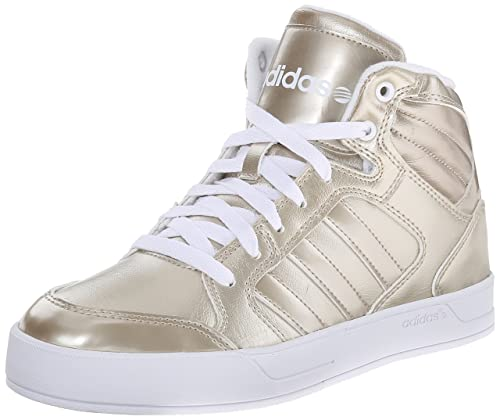 733a1b655e6f Adidas NEO Women s Raleigh Mid W Casual Sneaker White  Amazon.ca ...