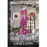 Perils and Lace: A Ghostly Fashionista Mystery (Ghostly Fashionista Mystery Series Book 2)