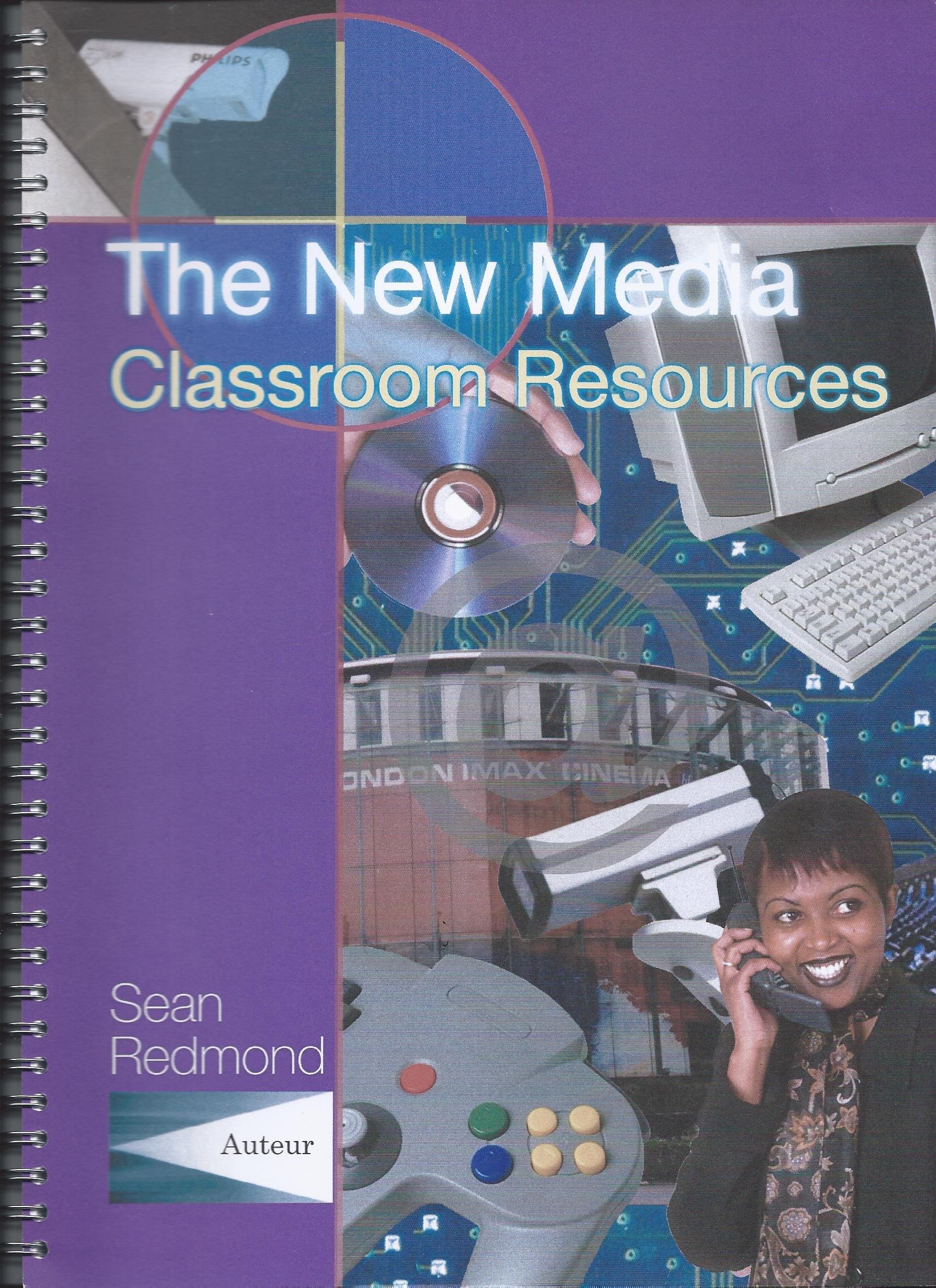The New Media: Classroom Resources ebook