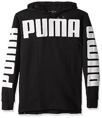 74476b760c Amazon.com: PUMA Men's Rebel French Terry Hoodie: Clothing