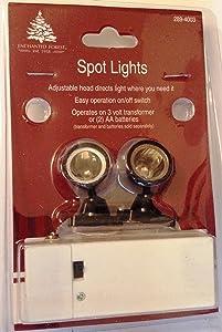 Enchanted Forest Spot Lights, Miniature Set of 2#289-4003