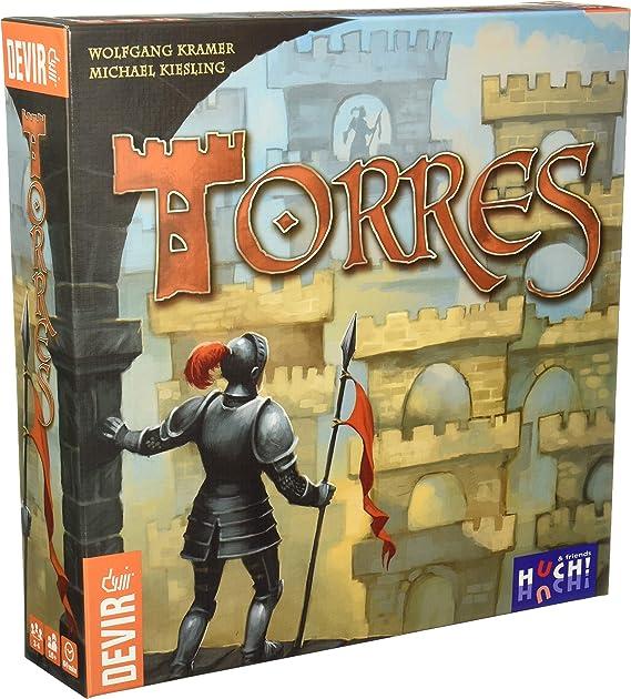 Devir Torres (BGTORRES): Amazon.es: Juguetes y juegos