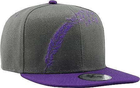 Gorra de béisbol con diseño de pájaros de una pluma, 2 tonos ...