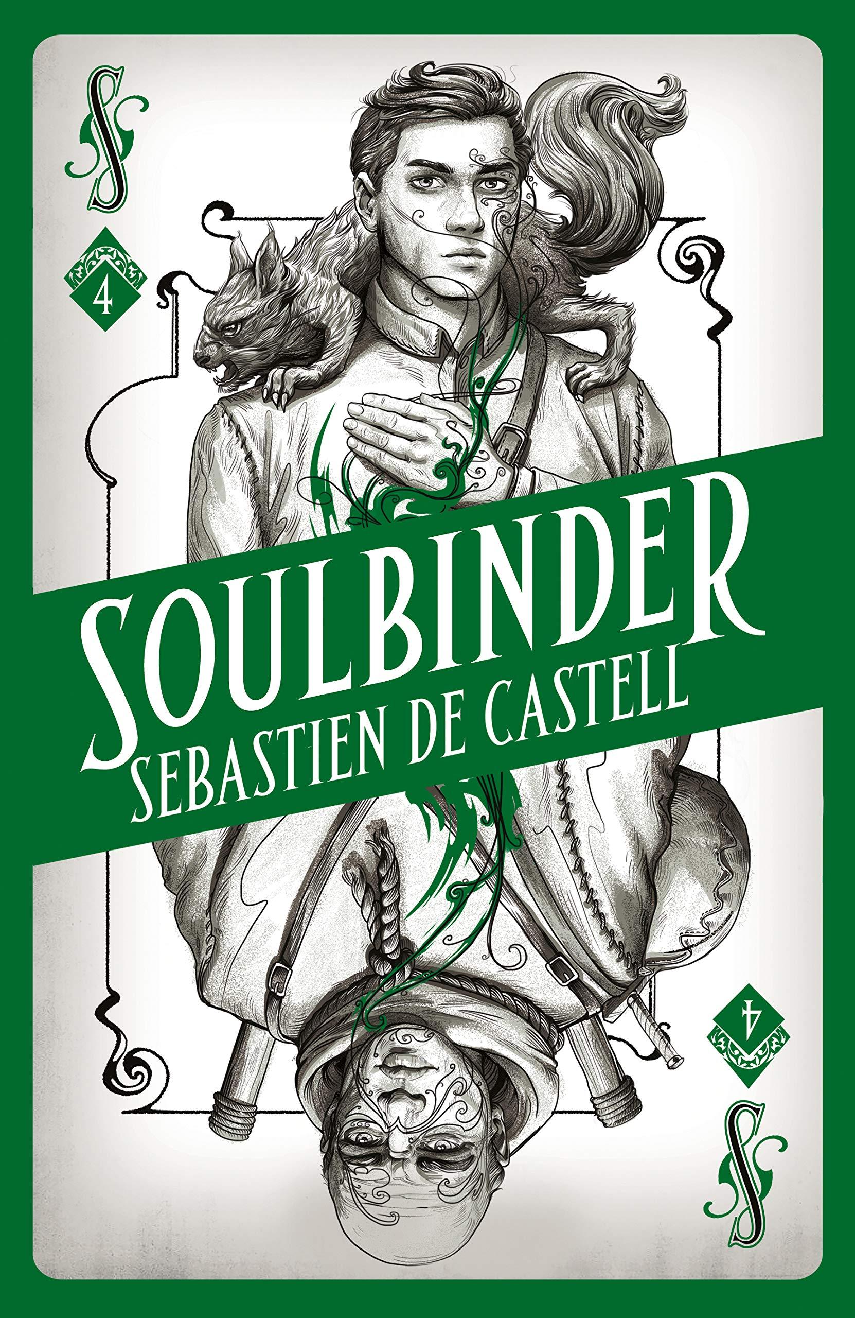 Image result for soulbinder sebastien de castell