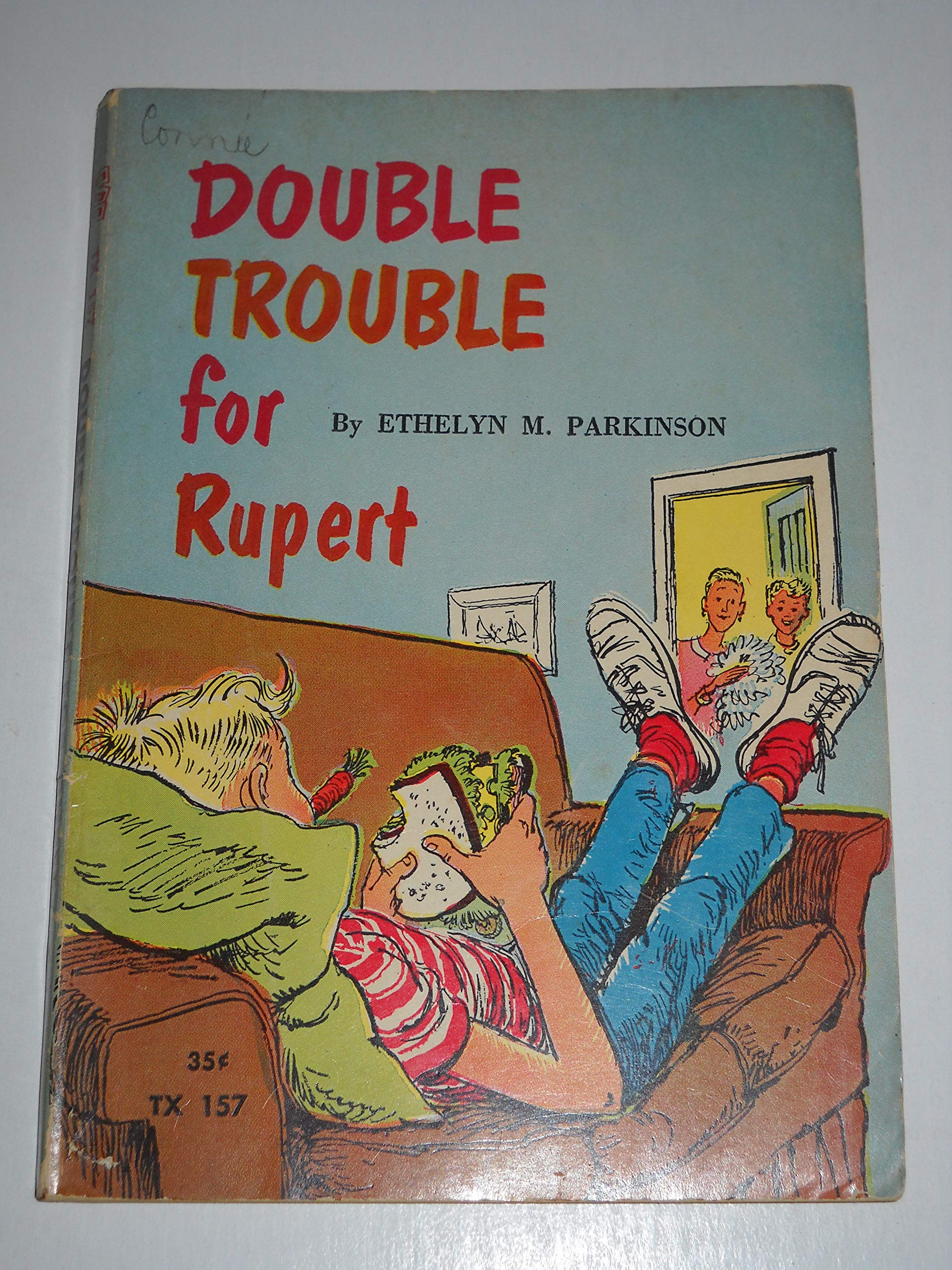 Double Trouble for Rupert: Ethelyn M. Parkinson, Mary Stevens: Amazon.com:  Books