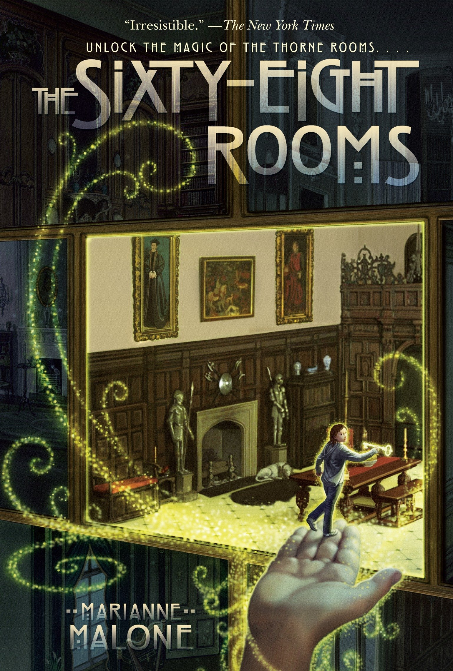 Read Online The Sixty-Eight Rooms (The Sixty-Eight Rooms Adventures) pdf
