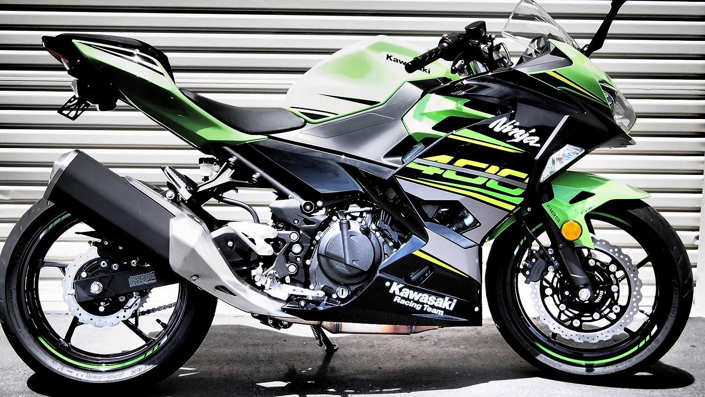 Vagabond Motorsports Kawasaki Ninja 400 (2018+) Fender ...