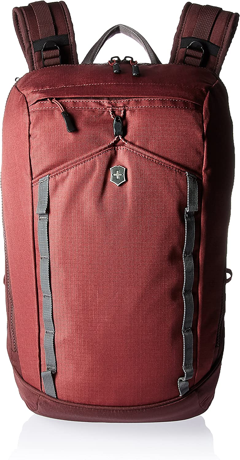 Victorinox Altmont Active Compact Laptop Backpack, Burgundy, 18.1-inch
