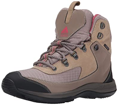 Rockport Women's Urban Gear Waterproof Mountain Bootie M Grey Waterproof ...