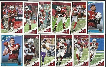 buy popular 32e0d 78f47 2018 Panini Donruss & Score Football Arizona Cardinals 2 ...