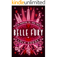 Belle Fury (The Manhattan Ten Series Book 3) book cover