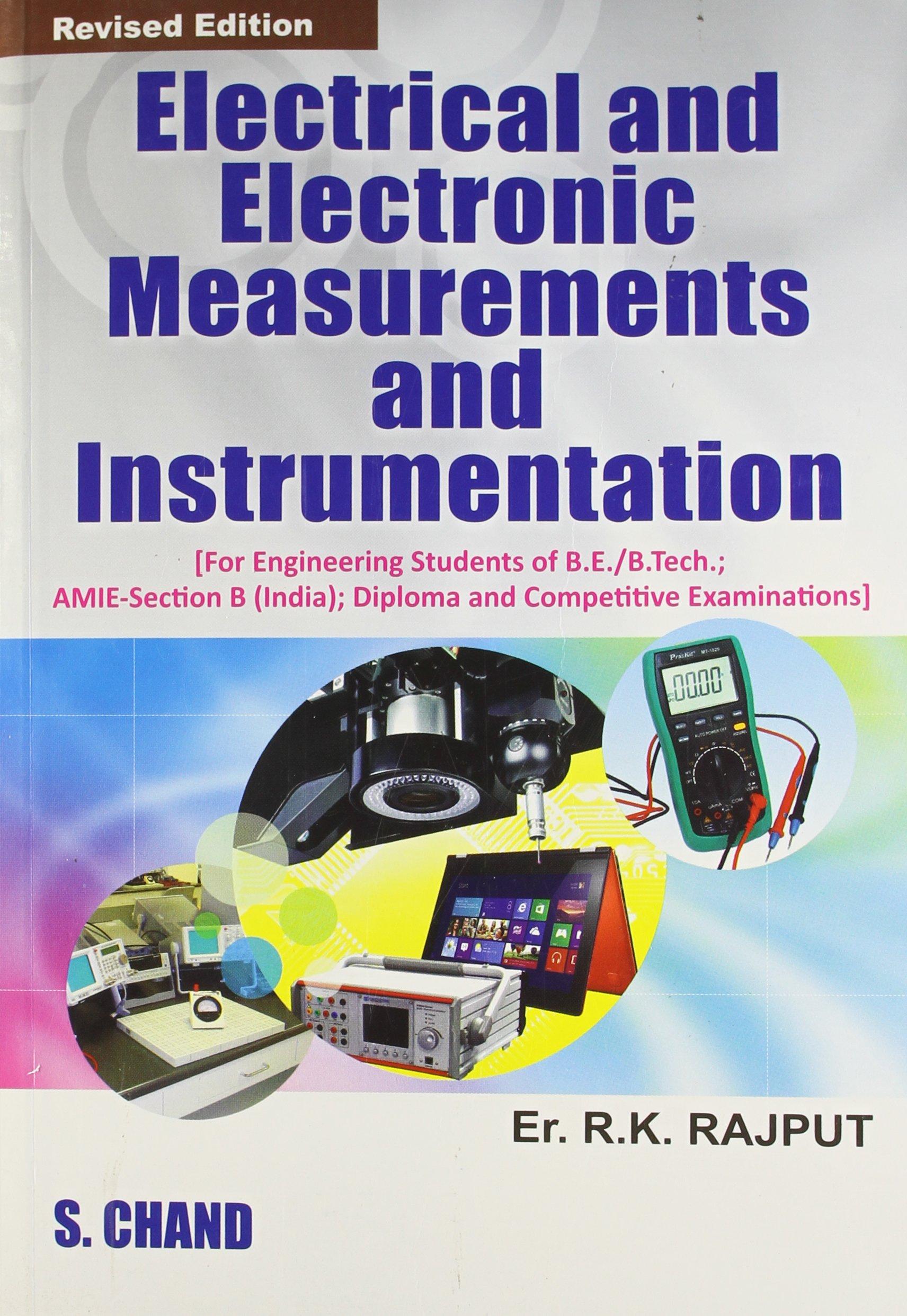 Pdf measuring instruments electrical measurements