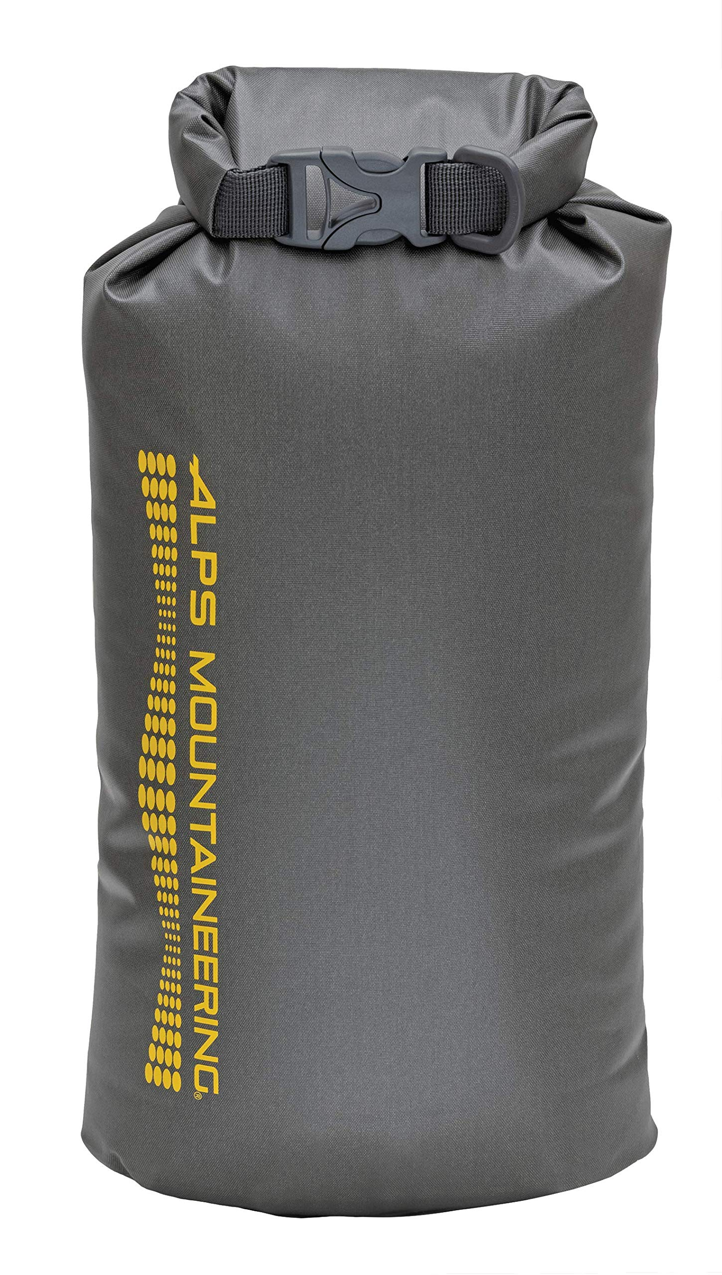 ALPS Mountaineering Dry Passage Waterproof Dry Bag 10L, Charcoal by ALPS Mountaineering