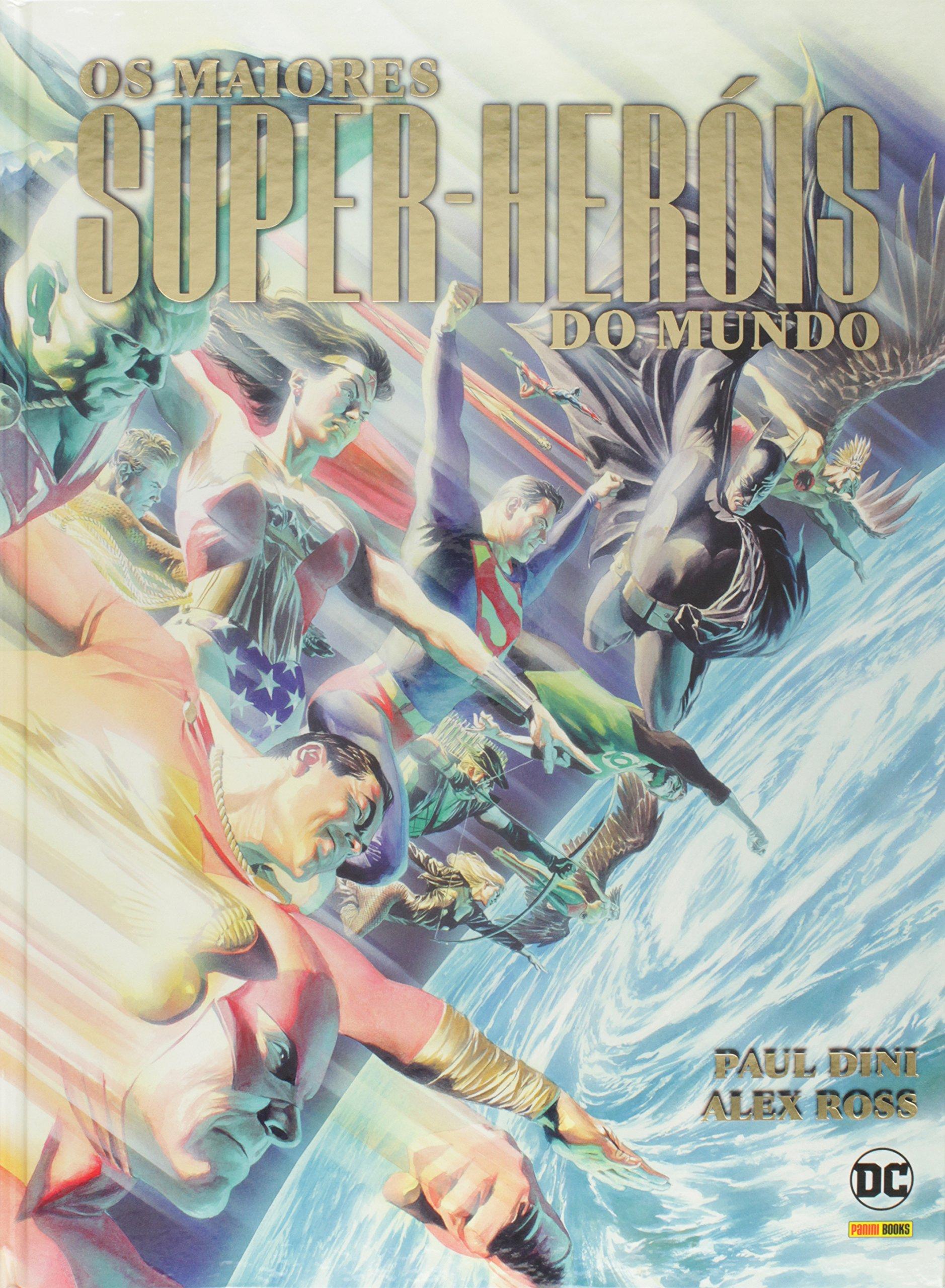 Filme de Crise nas Infinitas Terras seria a solução para o universo DC nos cinemas 27
