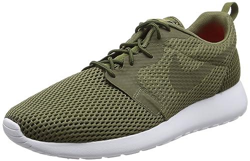nike scarpe uomo verde