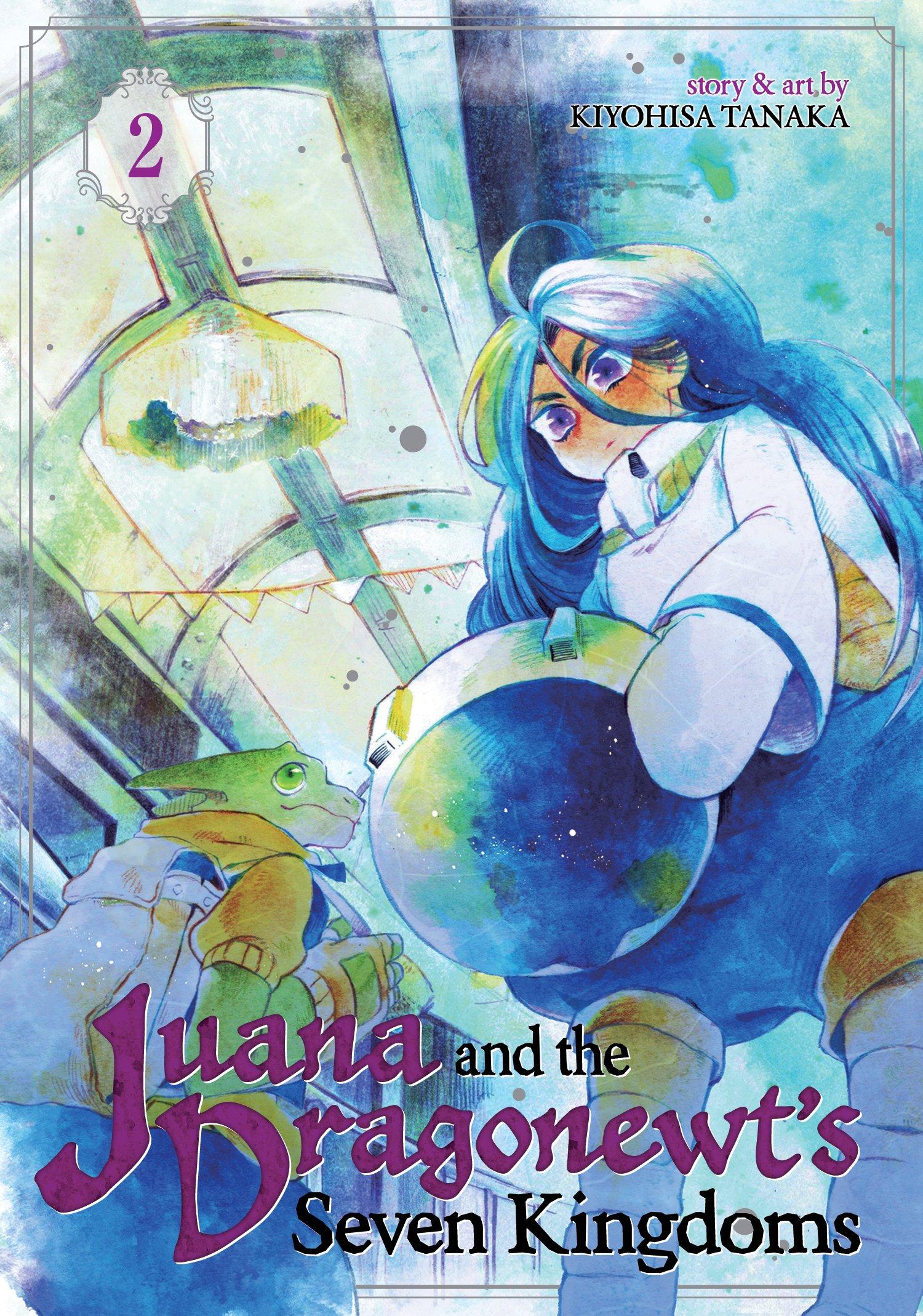 Juana and the Dragonewt's Seven Kingdoms Vol. 2 PDF
