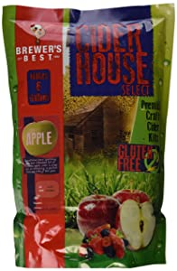 Home Brew Ohio Brewer's Best House Select Apple Cider Kit