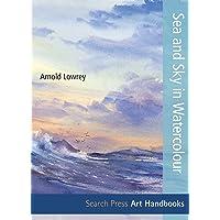 Art Handbooks: Sea & Sky In Watercolour