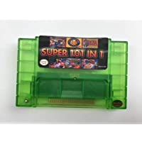 Best SNES Video Games Cartridge 101 in 1 SNES Game Cartridge 16 bit SNES Games