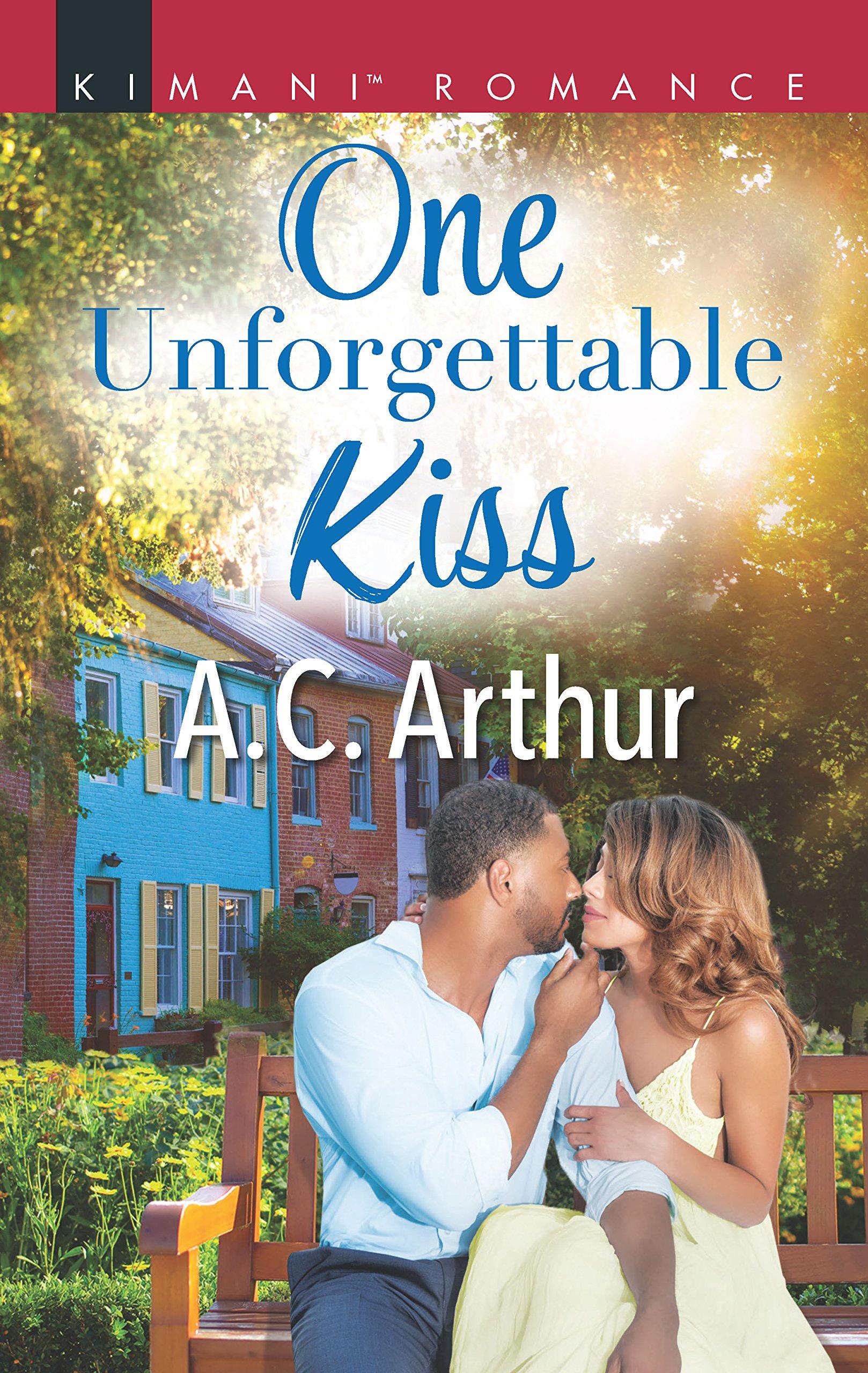 Amazon.com: One Unforgettable Kiss (The Taylors of Temptation)  (9781335216649): A.C. Arthur: Books
