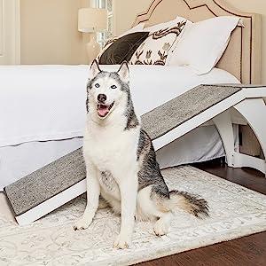 PetSafe CozyUp Bed Ramp for older dogs