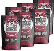 Bubba's Fine Foods Throwback Gluten-Free Granola, Cinnful-Apple, 6 Ounce (Pack of 6) | Grain-Free, Gluten-Free, Vegan, Paleo, Dairy Free and Certified Non-GMO