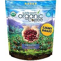 907g Subtle Earth Organic Coffee - Light Roast - Whole Bean - Organic Arabica Coffee - (907g) Bag