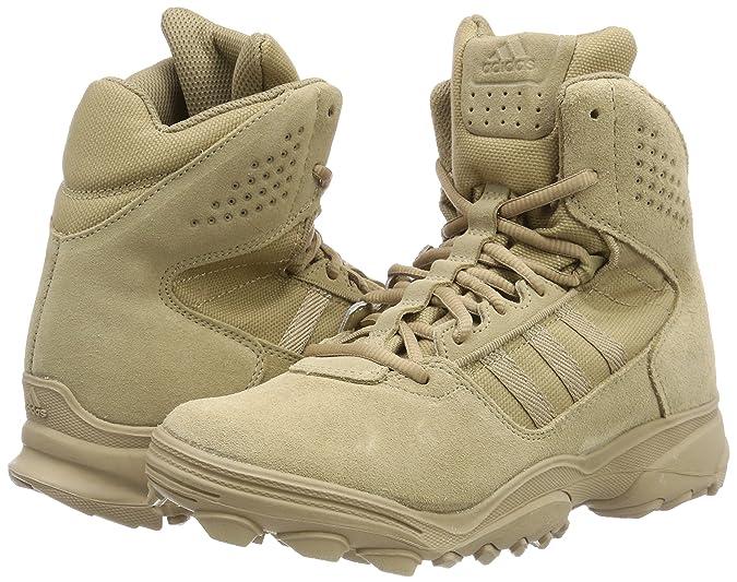8002be415 Adidas GSG-9.3, Botas Militares para Niños, (Marrón 000), 37 1/3 EU:  Amazon.es: Zapatos y complementos