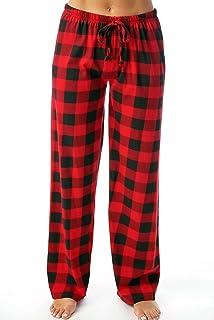 adbdb22153d Just Love Women Buffalo Plaid Pajama Pants Sleepwear