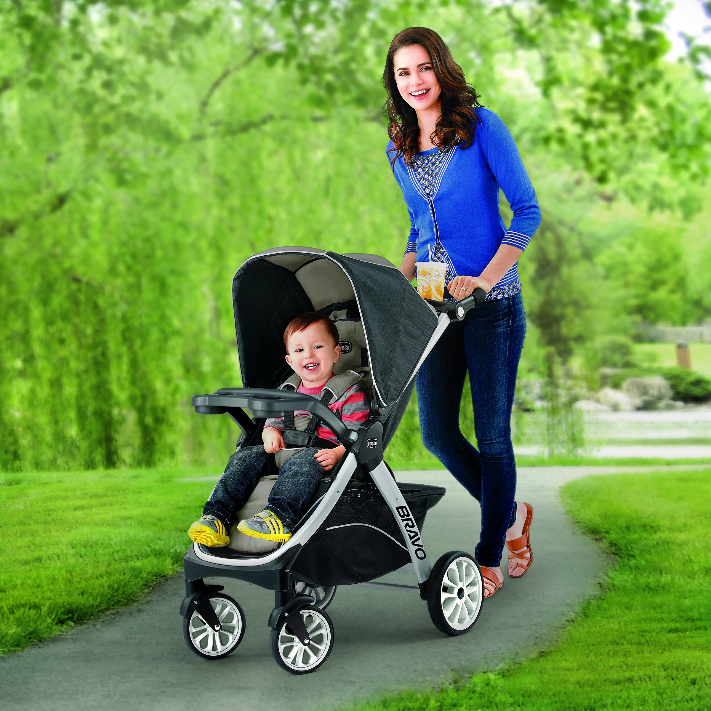 Chicco Bravo Trio Travel System, Orion by Chicco (Image #7)