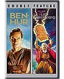 Ben Hur/Ten Commandments [DVD] [Import]