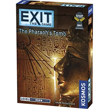 Thames & Kosmos Exit: The Pharaoh's Tomb Game