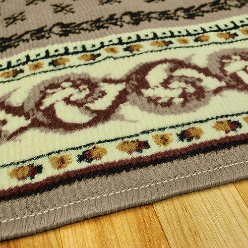 Superior Designer Longfield Area Rug, 6 x 9 , Multicolor