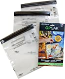 OPSAK Odor Proof Barrier Bags 9x10""