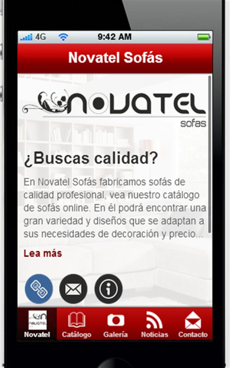 Novatel Sofas: Amazon.es: Appstore para Android
